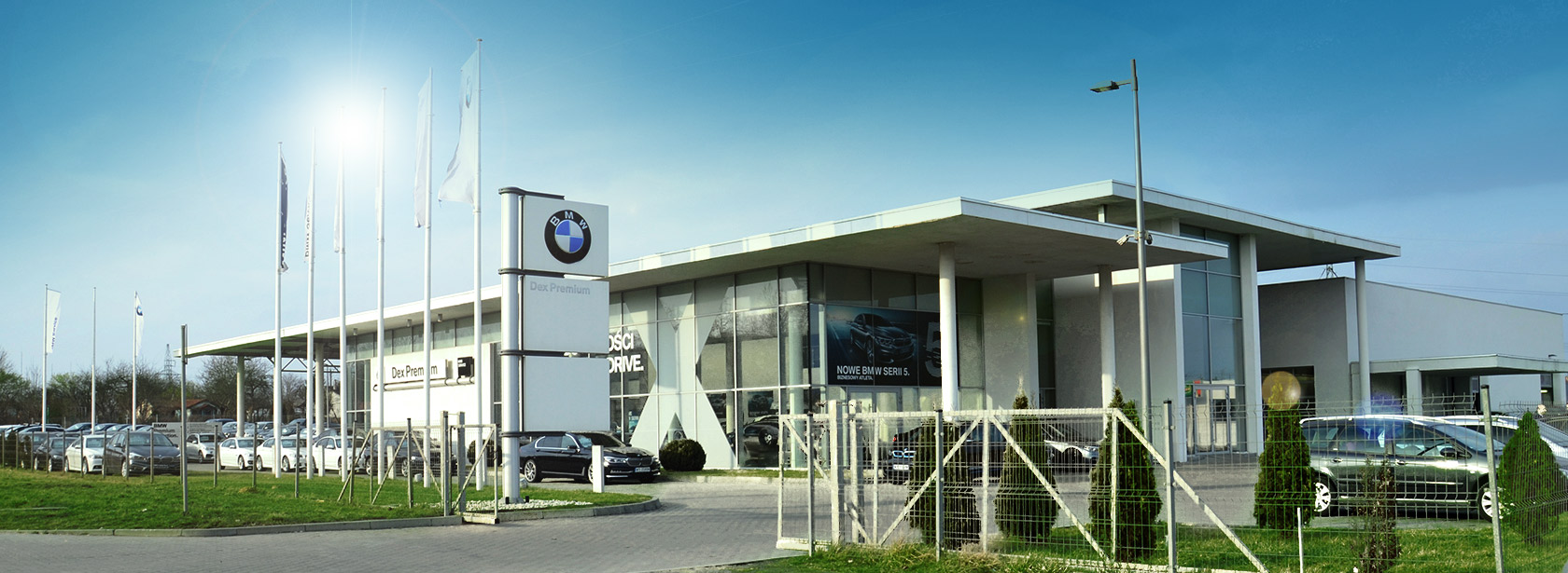 Salon Dealer BMW DEX Premium.