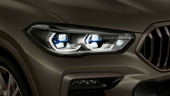 BMW Laserlight.