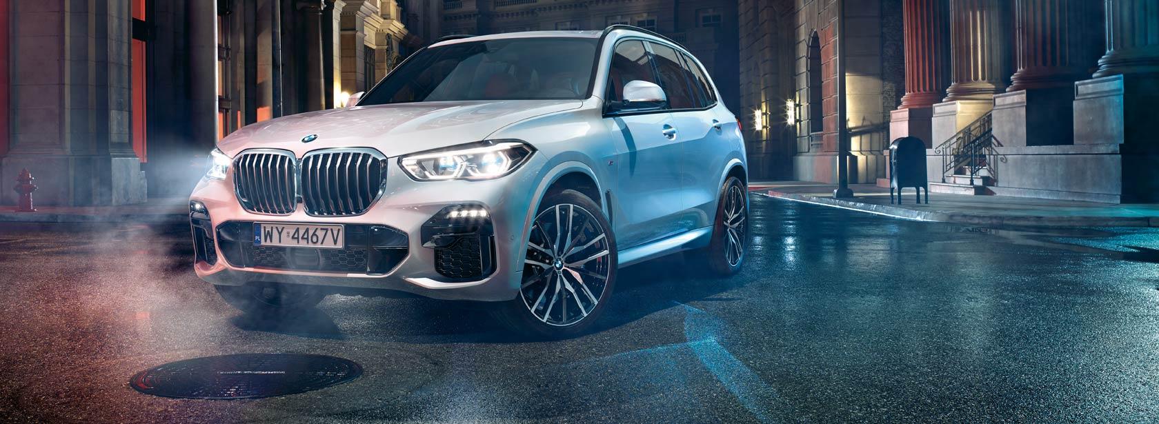 Oryginał Dealer BMW - Serwis BMW | Dealer BMW DEX Premium Lubin ZB59